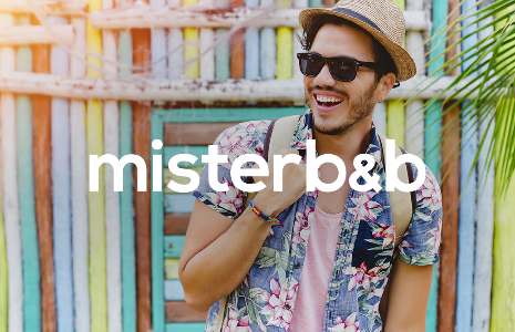 misterb& b helps you create the perfect gaycation