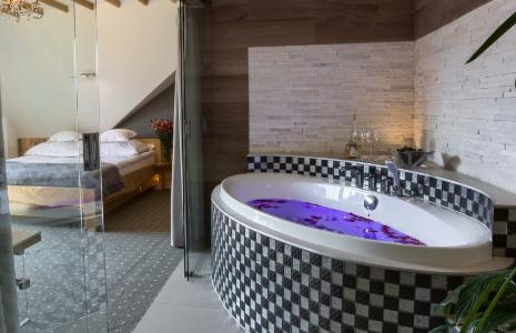 Luksusowy Apartament Dla Dwojga Z Kominkiem I Jacuzzi